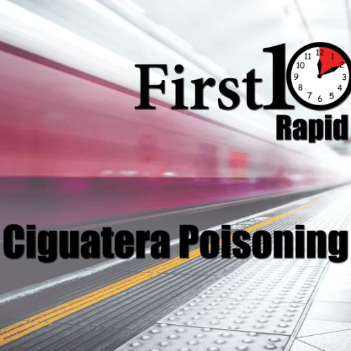 ciguatera poisoning title