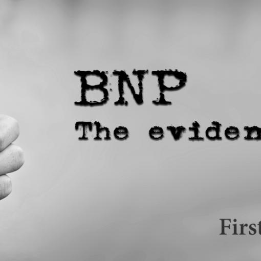 BNP evidence