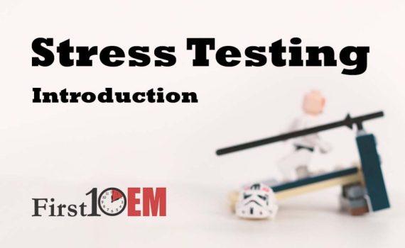 stress test evidence