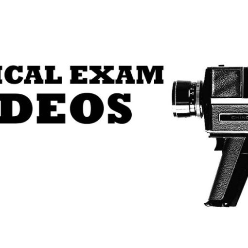 physical exam videos