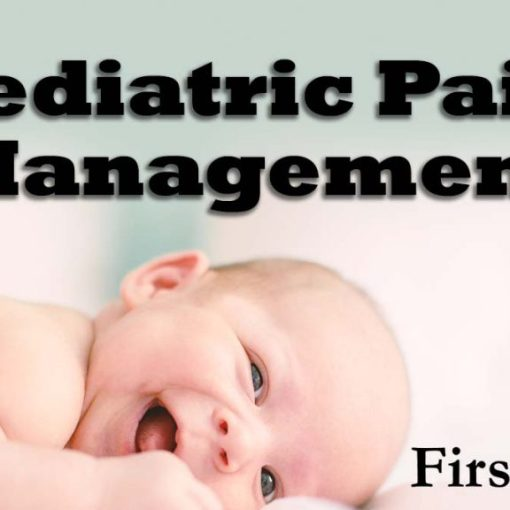 Pediatric Pain Management First10EM