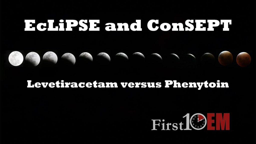 levetiracetam versus phenytoin