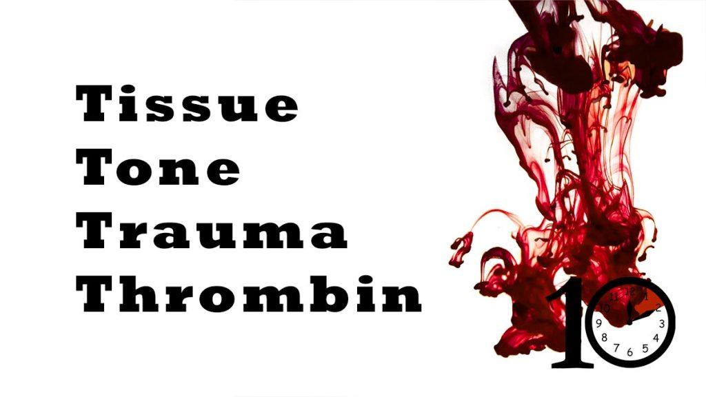 Causes of postpartum hemorrhage: tissue, tone, trauma, thrombin