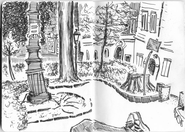 Piazza Hortis
