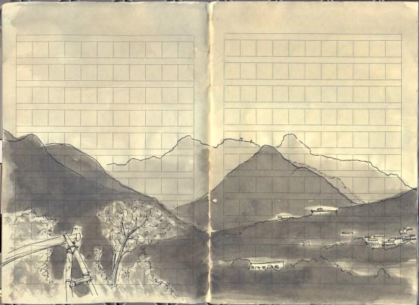 嵩山 / Sōng Shān