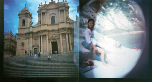 Duomo di Noto / Scala dei Turchi