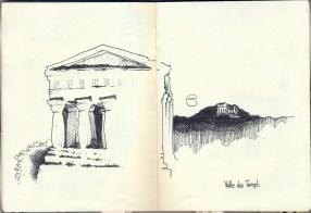 Valle dei Templi - Akragas