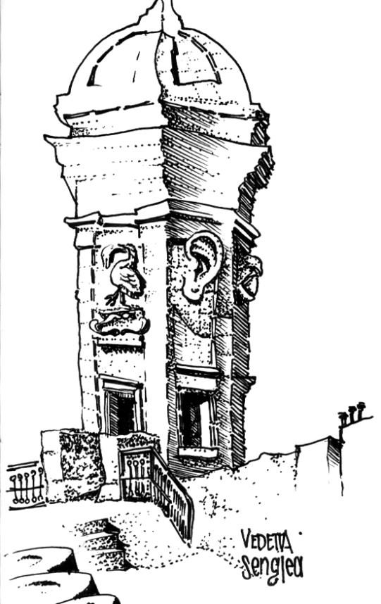 Senglea - Vedetta