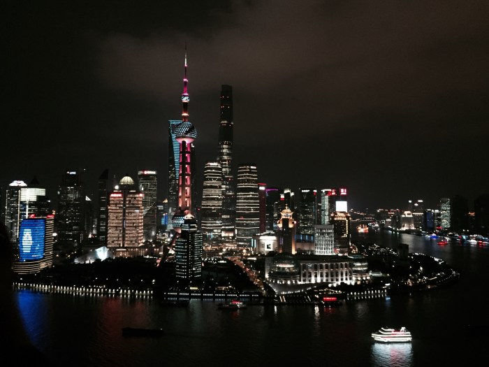 Shanghai - Nighttime view 2