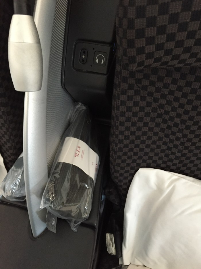 jal 787 amenity kit