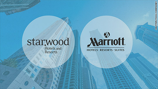 Starwood and Marriott