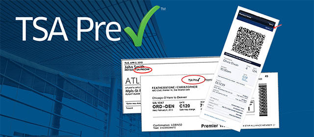 TSA PreCheck Expanded Four New Airlines