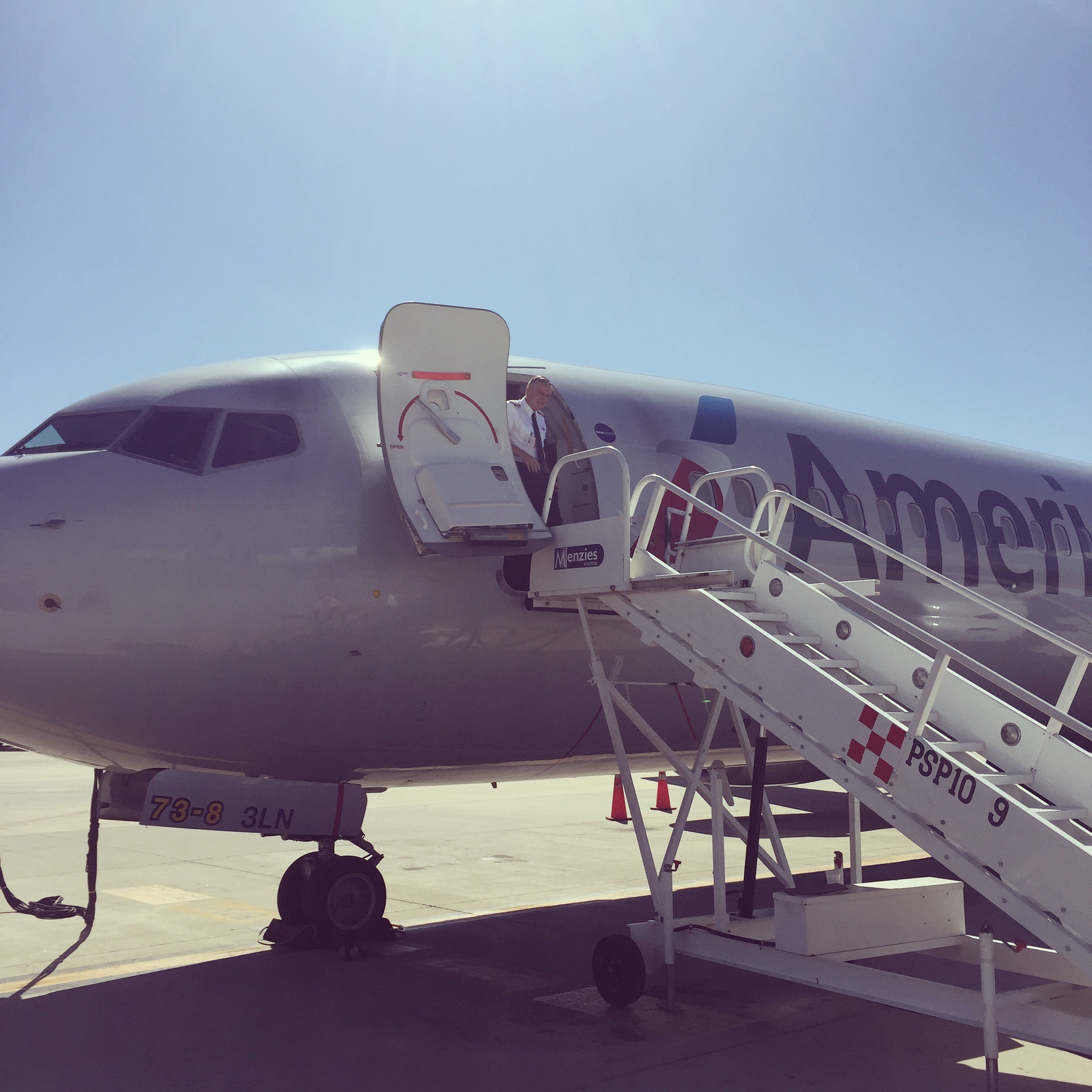 American Airlines Los Cabos Dallas