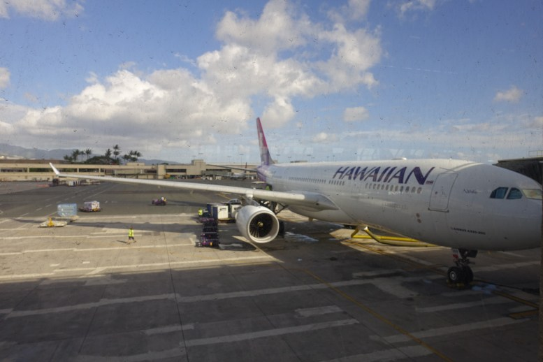 News Update Hawaiian Airlines 330 - 32 cent hot dogs - More