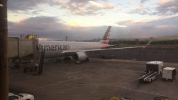 American Airlines Maui Dallas Fort Worth