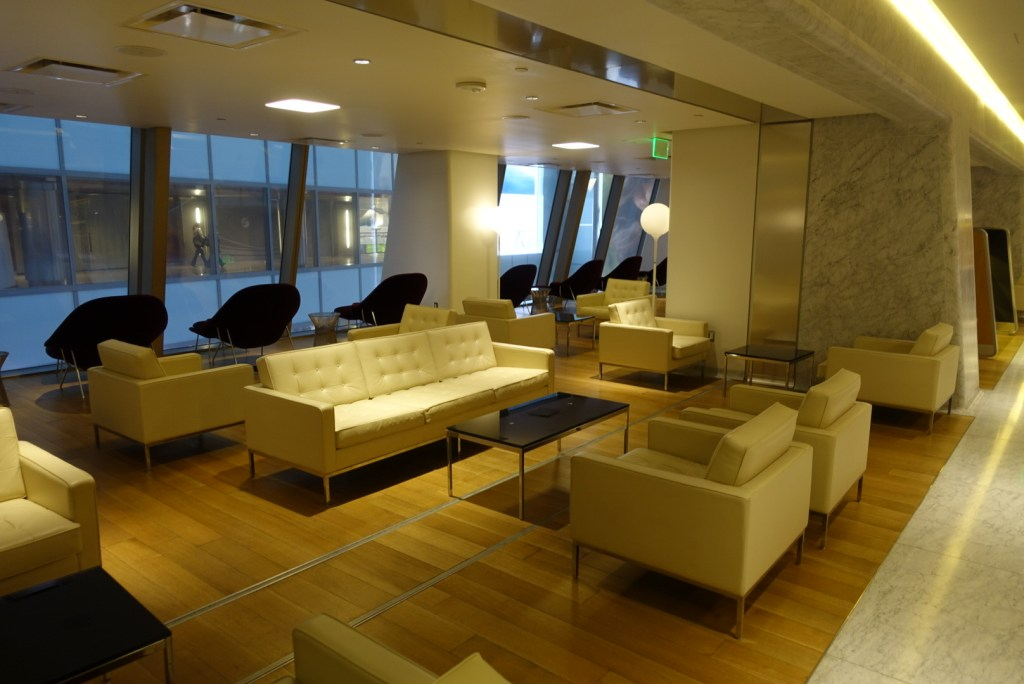 Qantas First Class Lounge LAX
