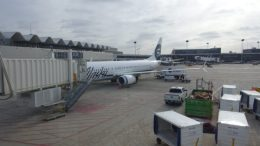 Alaska Airlines Minneapolis Seattle
