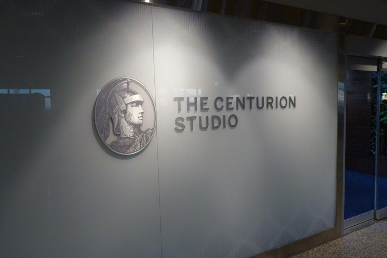 American Express Centurion Studio Seattle