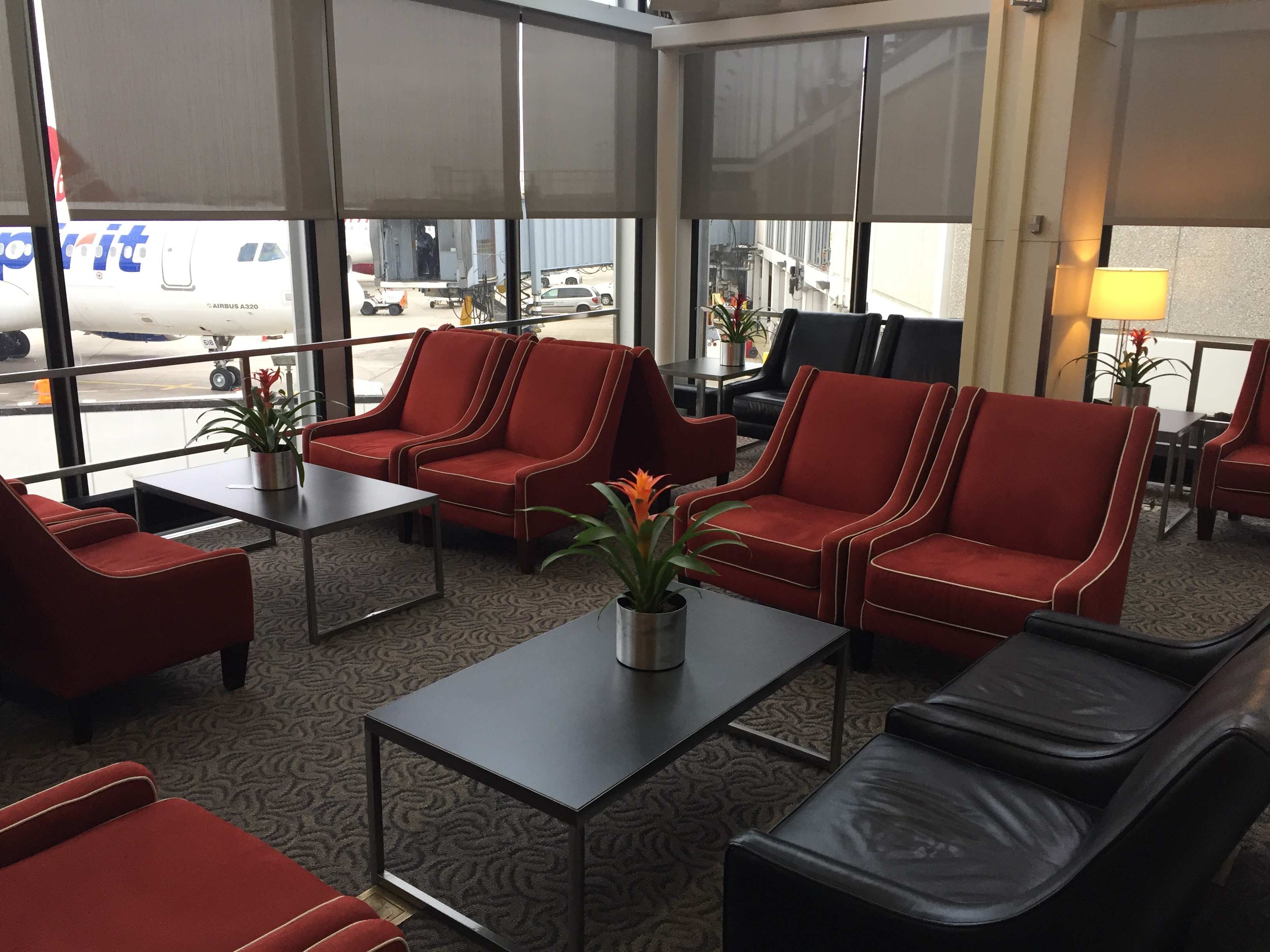 American Airlines Admirals Club Chicago L