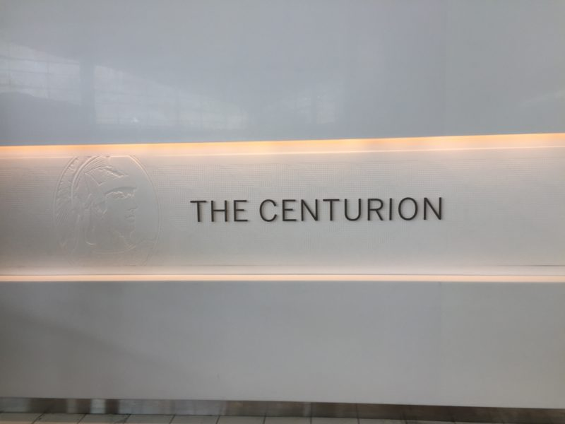 Amazing Rocket City Adventure AMEX Centurion Lounge DFW