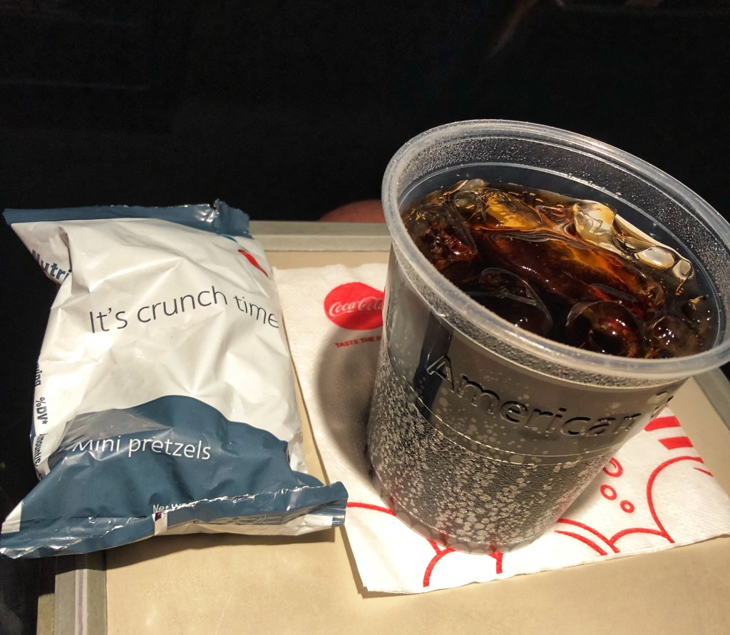 American Airlines Cancun Charlotte Economy