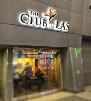 The Club Las Vegas Terminal 3 Experience