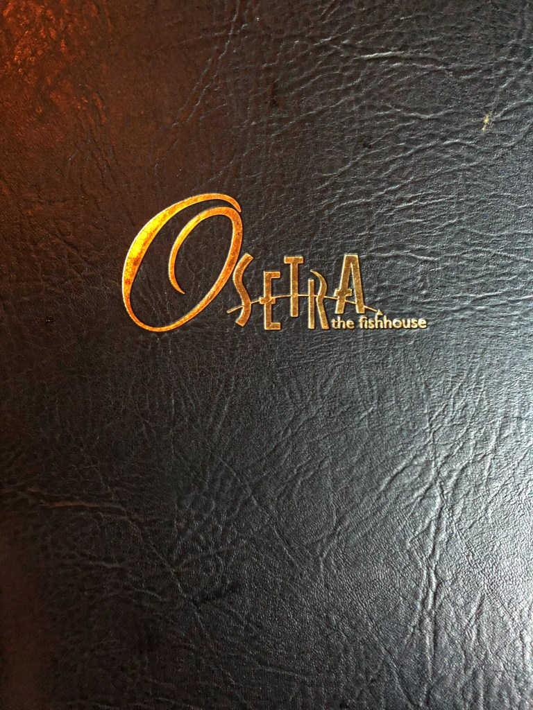 Osetra Seafood and Steaks Dinner