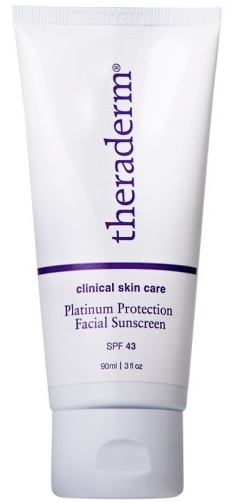 Theraderm Platinum Protection Facial Sunscreen