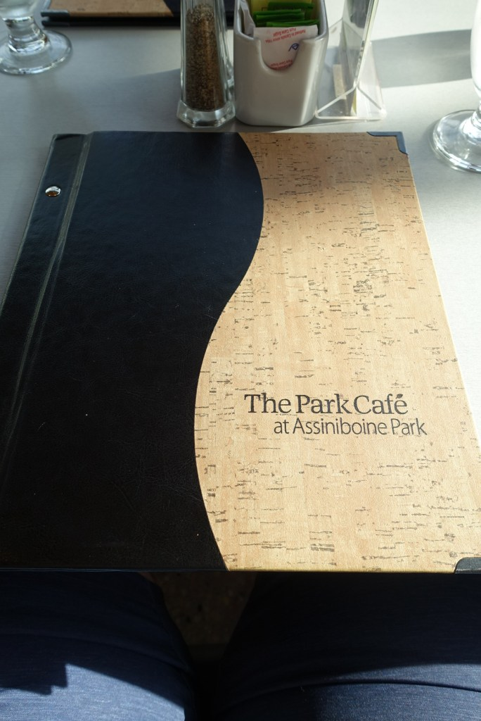 Park Café Winnipeg Breakfast