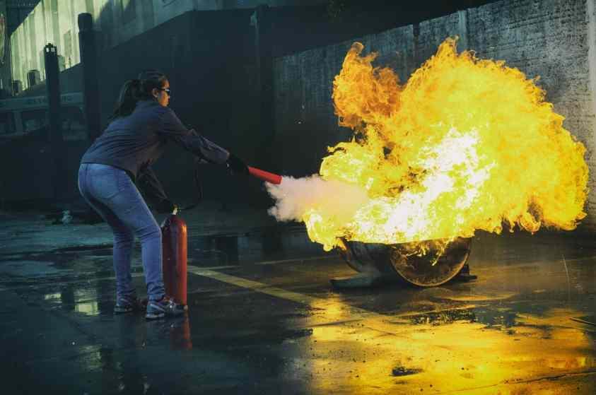 action adult blaze burn