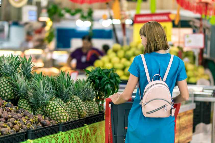top fruits pineapple