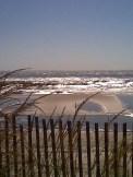 Fall 08 shot of beach