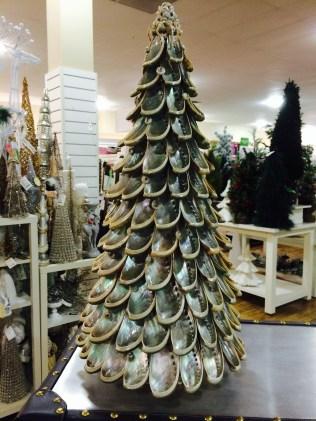 delicate christmas tree