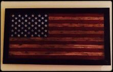 Flag wood