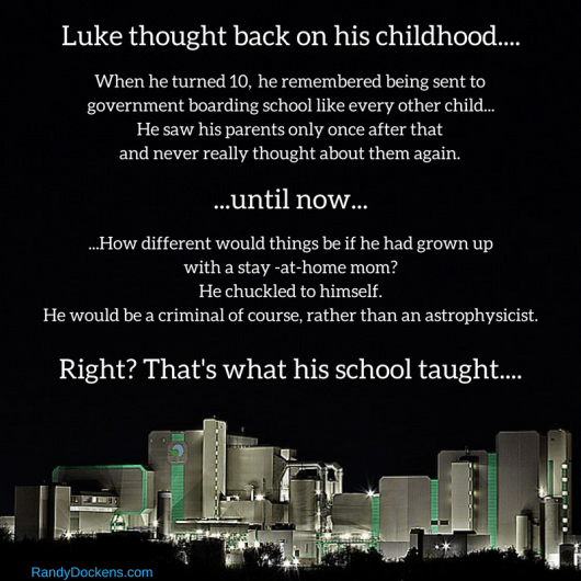 More about Luke from THB