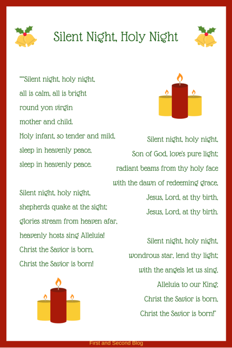 Silent Night Lyrics
