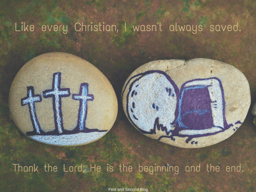 True quote for Christians and new believers. Something to think about around Easter.
