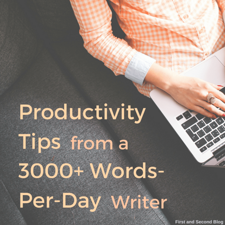 Productivity Tips for writers