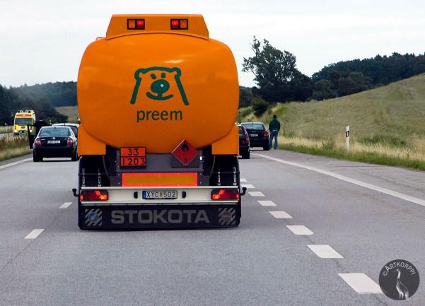 preem truck
