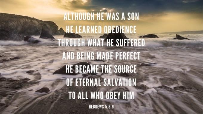 Source of Eternal Salvation
