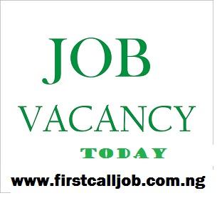 First Bank Recruitment 2020