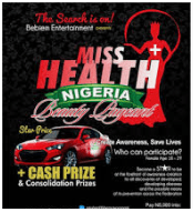 Miss Health Beauty Pageant Nigeria 2019