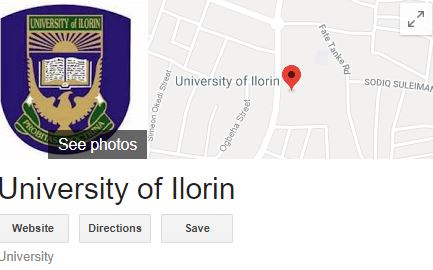 UNILORIN Admission List 2018