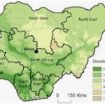 Nigeria Six geopolitical zones and Their States