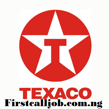 Texaco Recruitment Portal 2019