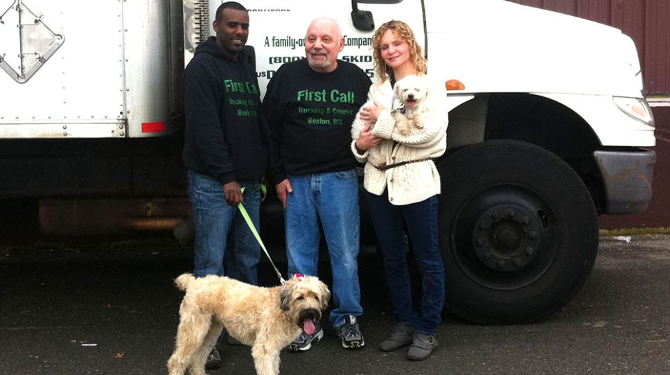 Shop Local with First Call Trucking