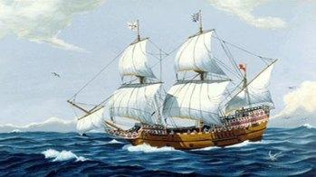 1620 | PILGRIMS SEEK SPIRITUAL FREEDOM