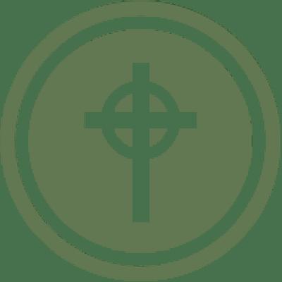 fccsj logo: cross