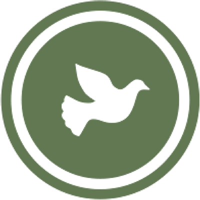 fccsj logo: dove