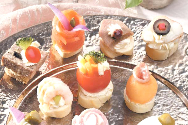 Gourmet Hors D'oeurves